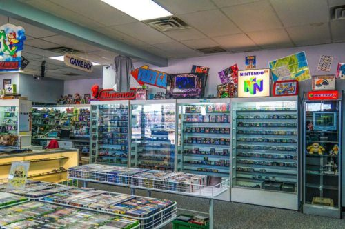 Video Game Heaven