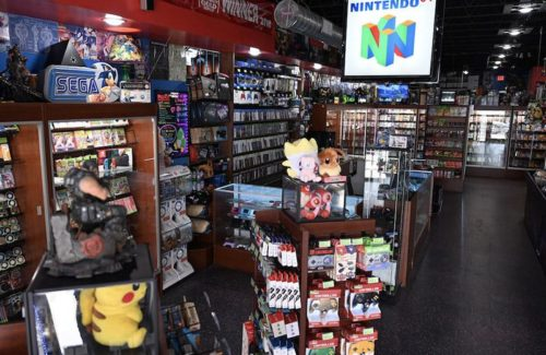 Video Game Heaven