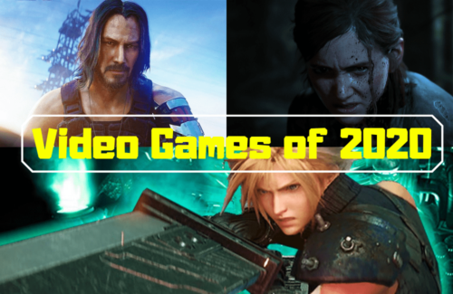 Top 6 Video Games for 2020