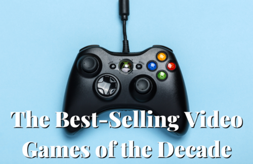 The Best-Selling Video Games of the Decade