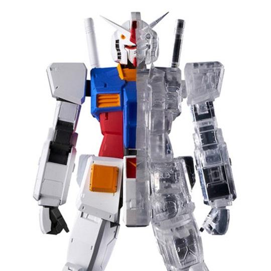 Gundam Internal Structure RX-78-2 Gundam Figure (Ver. A) (1)