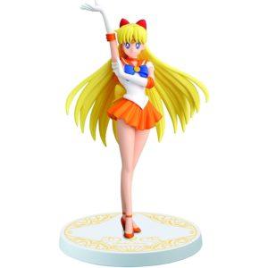 Sailor Venus Girls Memories Figure