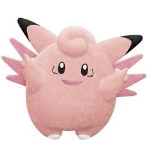 Clefable Pokemon Korotto Manmaru Banpresto Plush