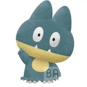 Munchlax Pokemon Korotto Manmaru Banpresto Plush