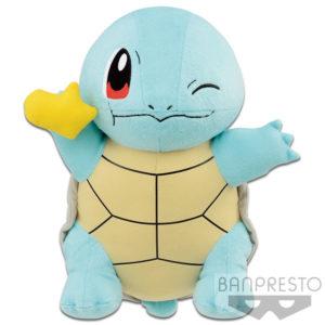 Squirtle Pokemon Jumbo MoguMogu Time Banpresto Plush