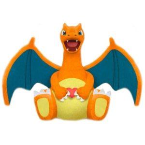Charizard Pokemon MoguMogu Time Banpresto Plush