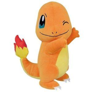 Charmander Pokemon Hopepita Dekkai Banpresto Plush