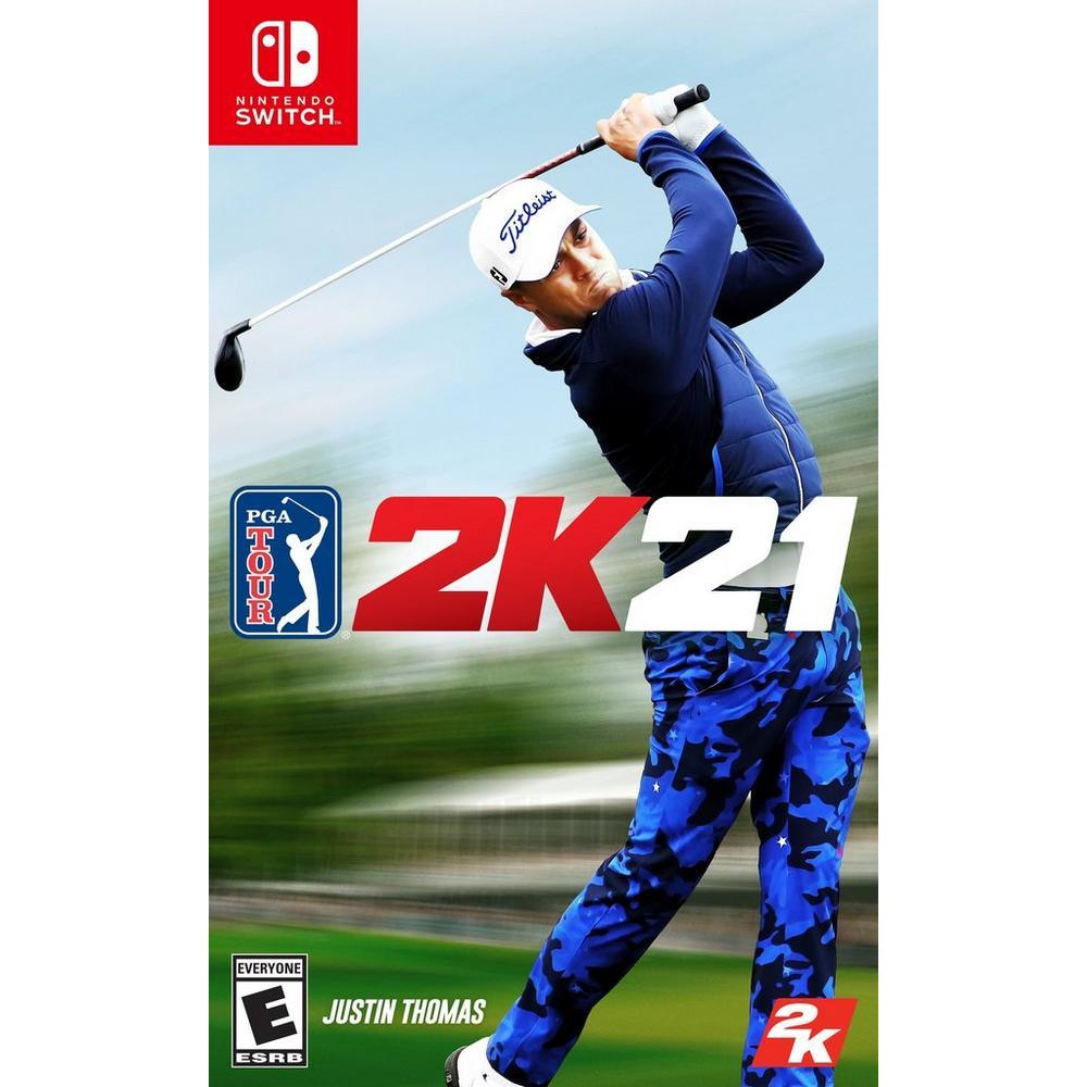 PGA Tour 2K21 SWI