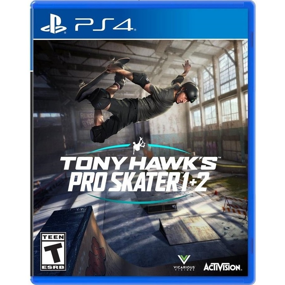 Tony Hawk Ps4