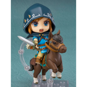 Nendoroid Link: Breath of the Wild Ver. DX Edition Figure