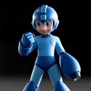 Mega Man Grandista Exclusive Lines Figure