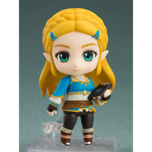 Nendoroid Zelda: Breath of the Wild Ver. Figure