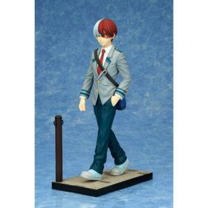 Konekore Shoto Todoroki Uniform Ver 1/8 Scale Figure
