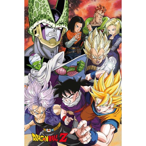 DBZ-Cell-Saga-Poster