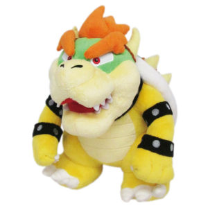 Bowser Official Super Mario All Star Collection Plush