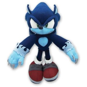 Werehog GE Animation Sonic the Hedgehog Plush