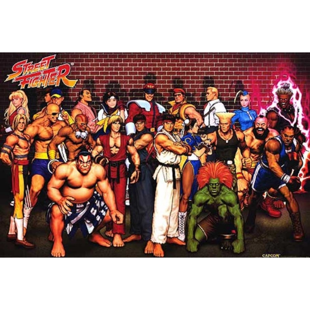 49633-street-fighter-group-poster