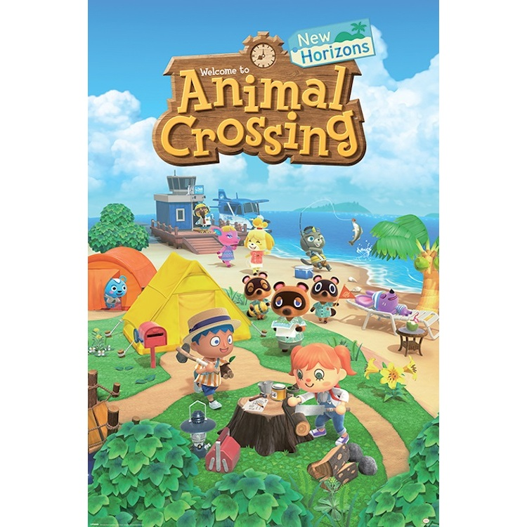 54128-animal-crossing-new-horizons-poster