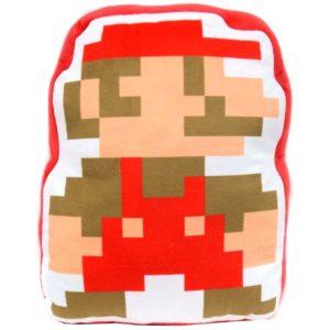 8-Bit Mario Official Super Mario Cushion Plush