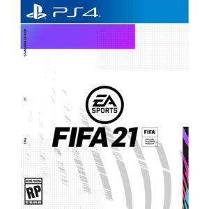 FIFA 21 (PlayStation 4)