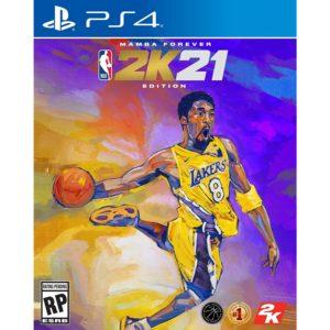 NBA 2K21 Mamba Forever Edition (PlayStation 4)