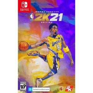 NBA 2K21 Mamba Forever Edition (Switch)