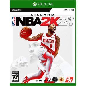 NBA 2K21 (Xbox One)