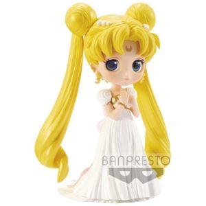 Princess Serenity Sailor Moon Q Posket Figure