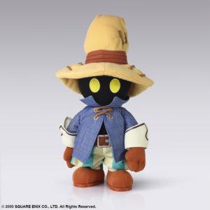 Final Fantasy IX Vivi Ornitier Action Doll