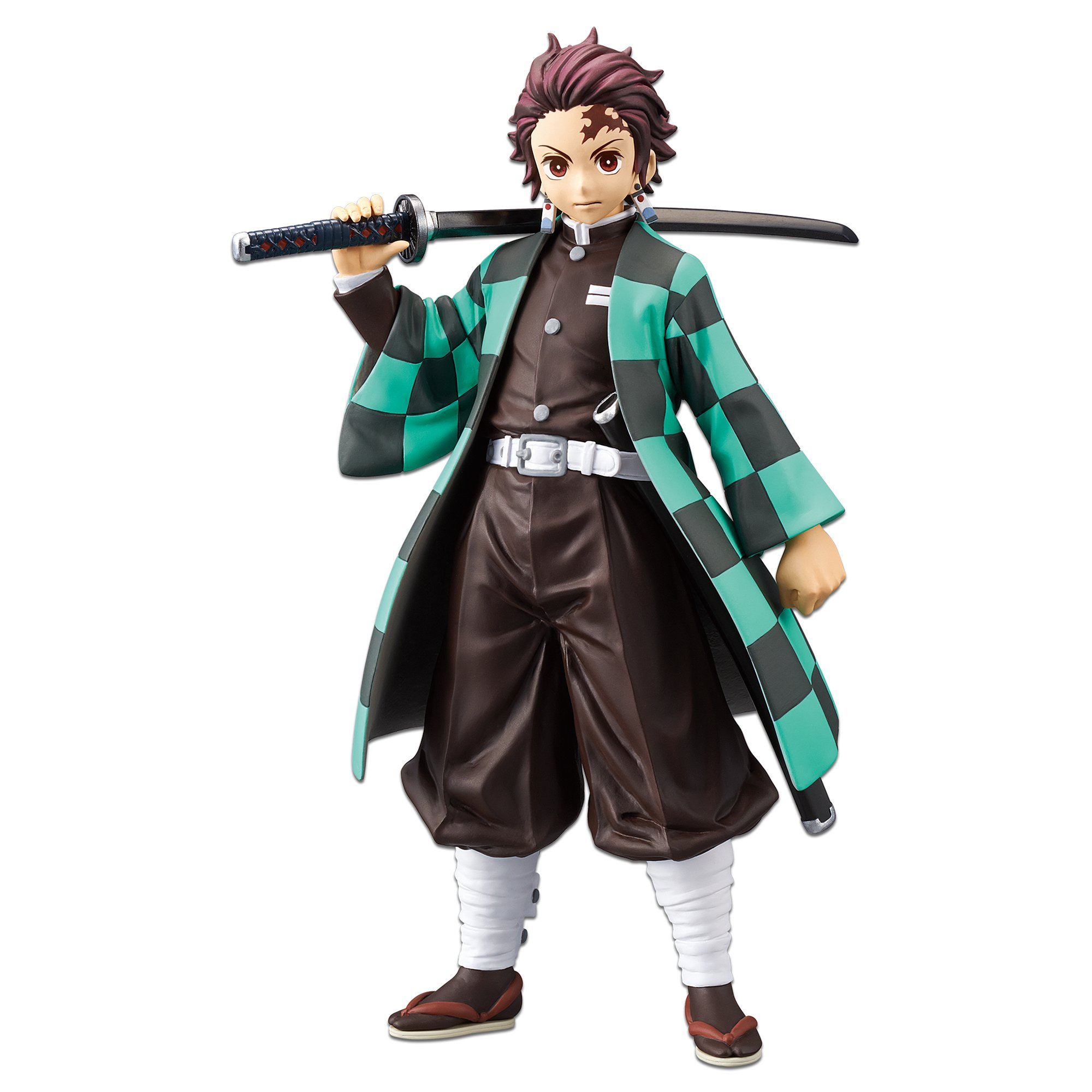 Tanjiro Kamado Demon Slayer Kimetsu no Yaiba Vol. 1 Figure (1)