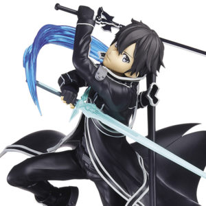 Kirito Sword Art Online: Integral Factor Espresto est Extra Motions Figure