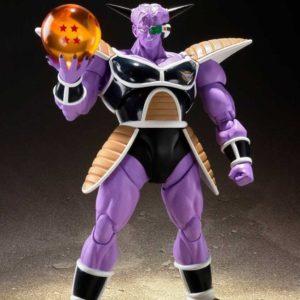 Captain Ginyu Dragon Ball Z S.H.Figuarts Figure