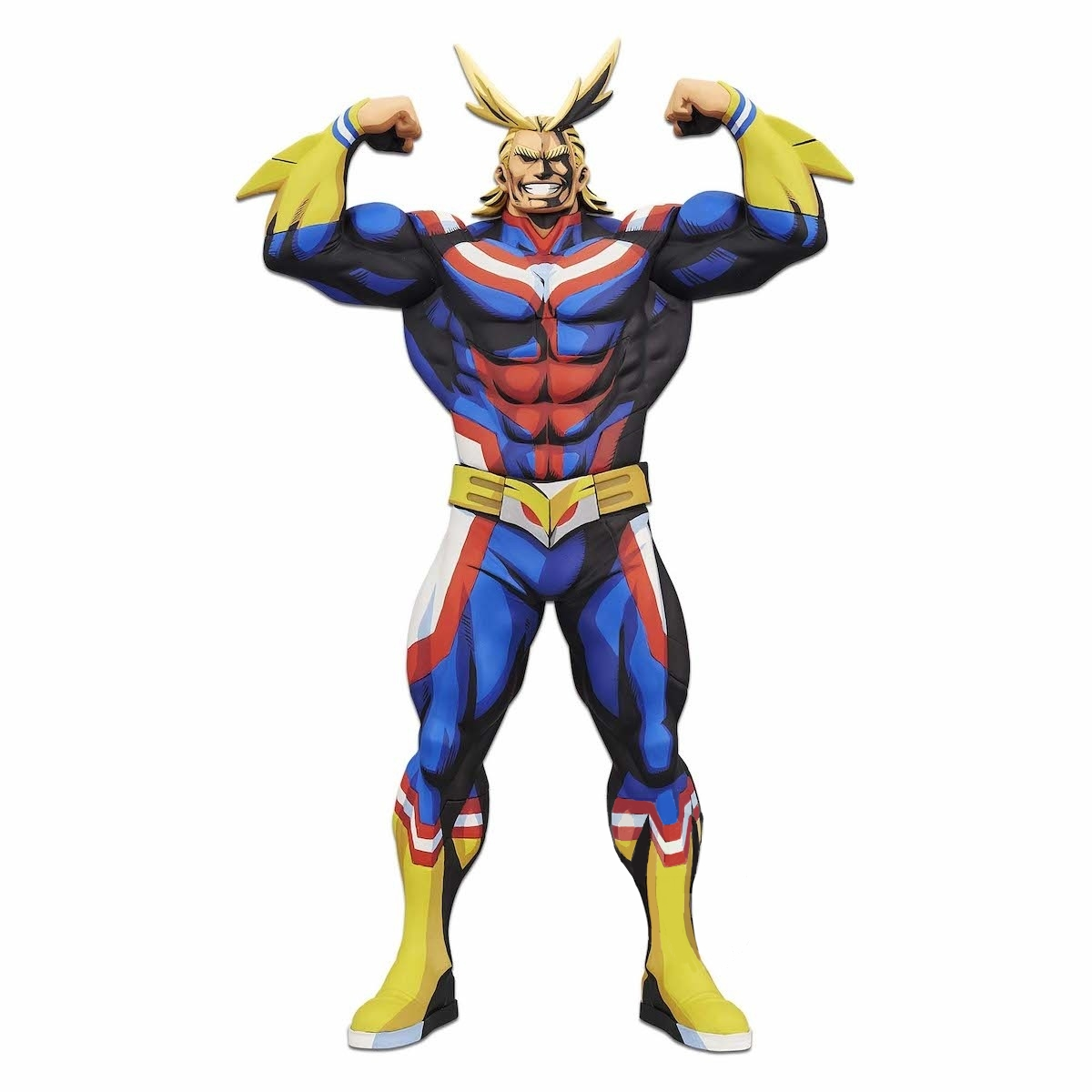 All Might Manga Dimensions Grandista Figure (1)