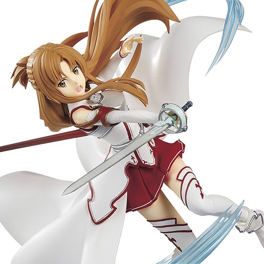 Asuna Sword Art Online Integral Factor Espresto est Extra Motions Figure (1)