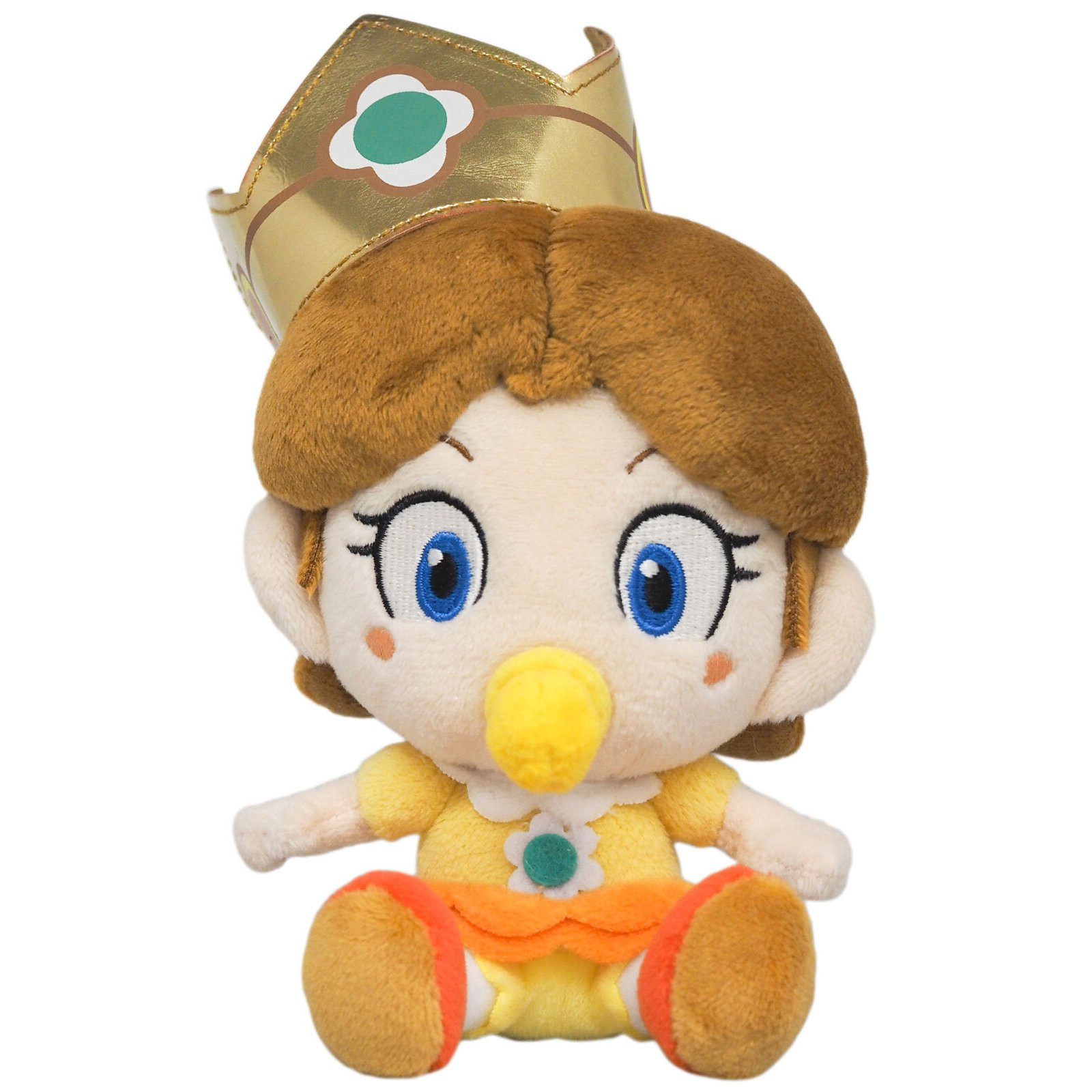 Baby Daisy Official Super Mario All Star Collection Plush