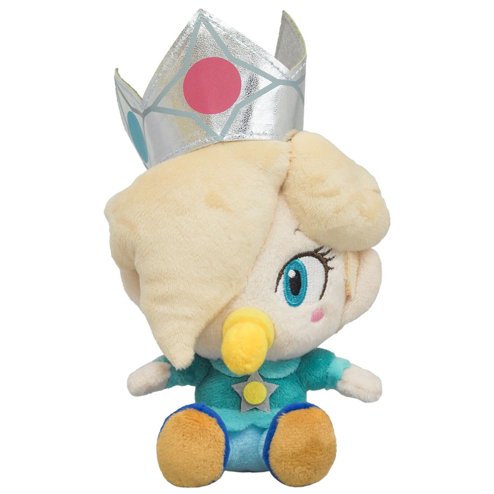 Baby Rosalina Official Super Mario All Star Collection Plush