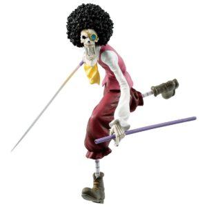 Brook One Piece Stampede Bandai Ichibansho Figure