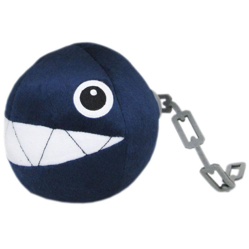 Chain Chomp Official Super Mario All Star Collection Plush (1)