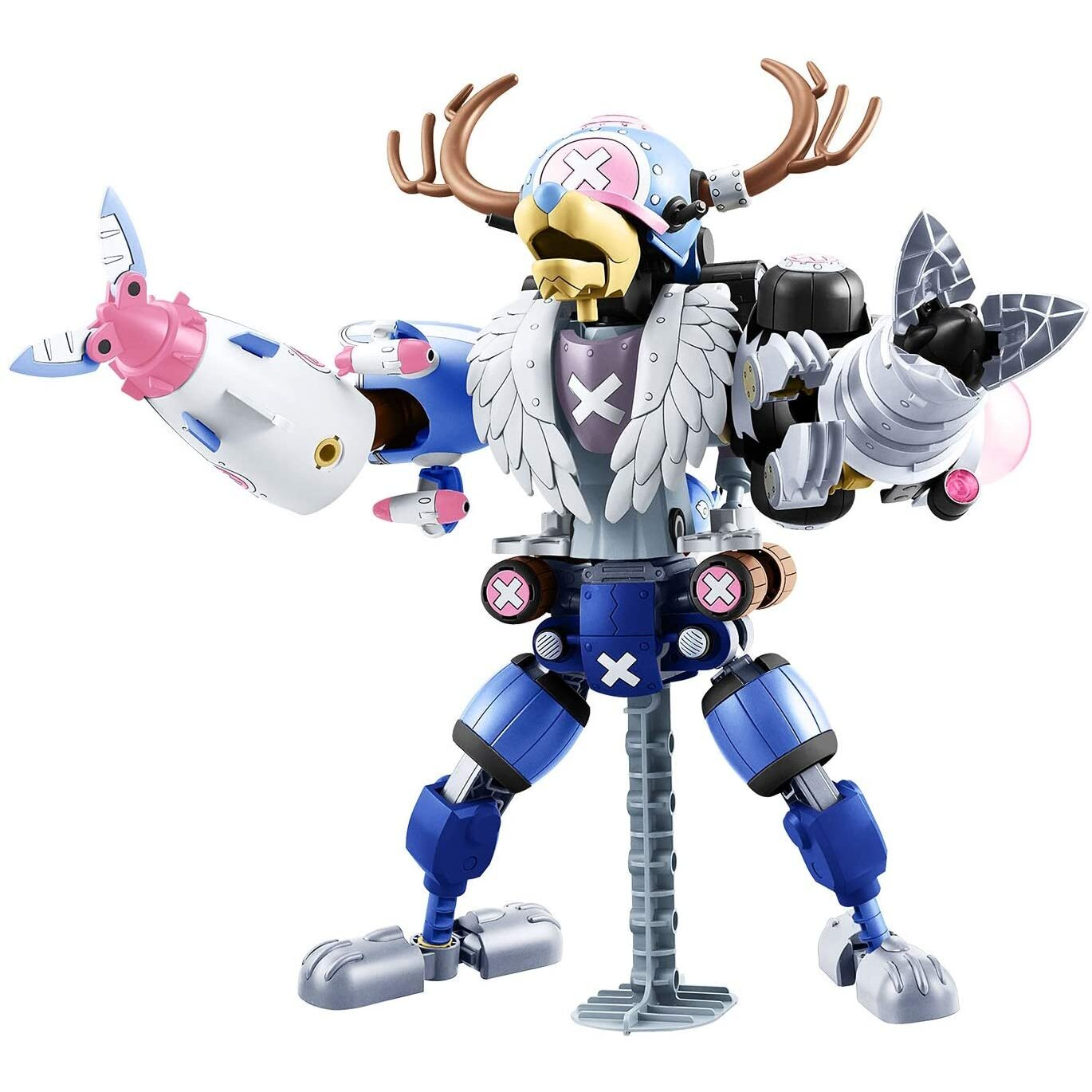 Chopper Robo (One Piece Stampede Color Ver.) 20th Anniversary Bandai Model Kit (1)