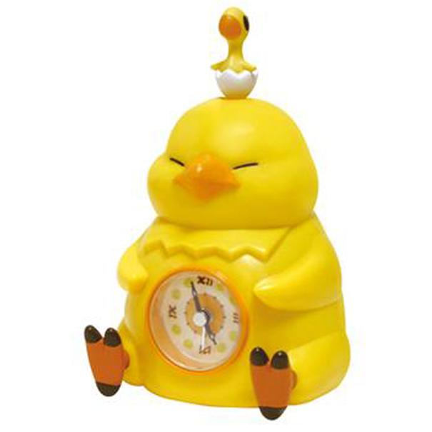 Fat Chocobo Final Fantasy XIV Online Alarm Clock Figure (Yellow)