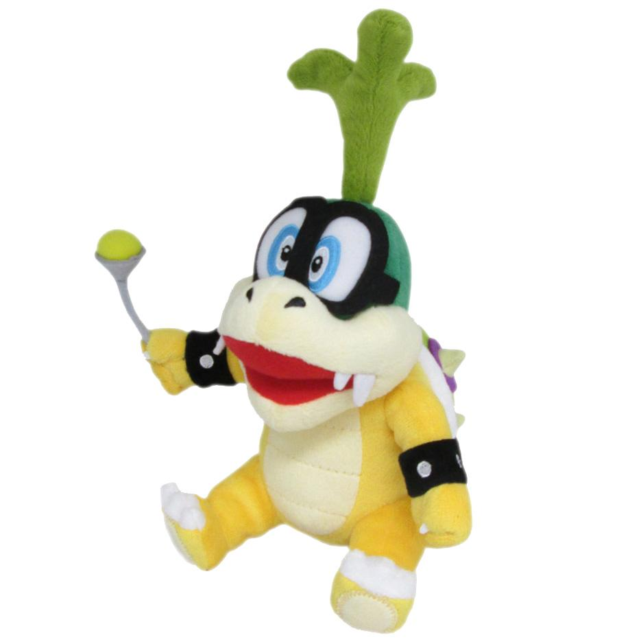 Iggy Koopa Official Super Mario Plush