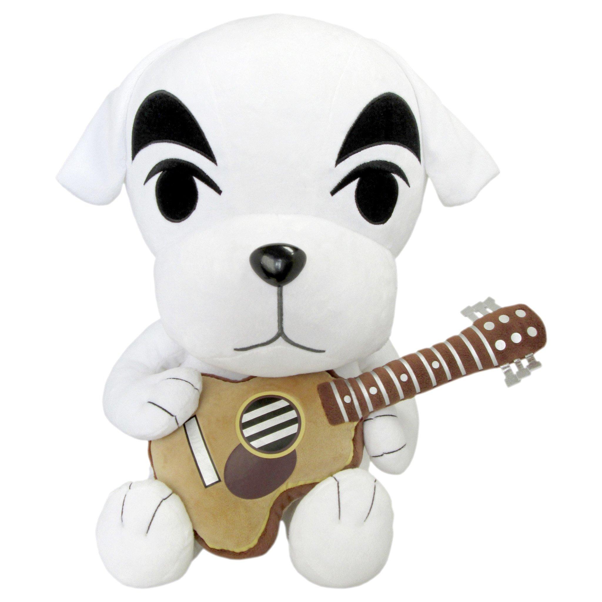Jumbo-Sized K.K. Slider Official Animal Crossing Plush
