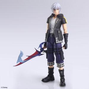 Riku Ver. 2 Kingdom Hearts III Bring Arts Figure