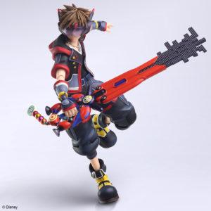 Sora Ver. 2 Kingdom Hearts III Bring Arts Figure