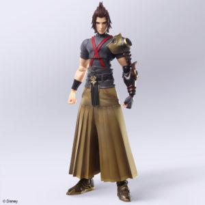 Terra Kingdom Hearts III Bring Arts Figure