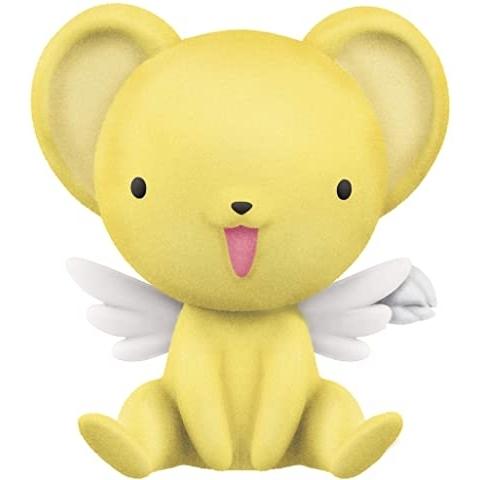Kero Fluffy Puffy Cardcaptor Sakura Clear Card Figure