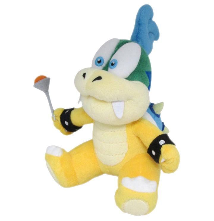 Larry Koopa Official Super Mario Plush