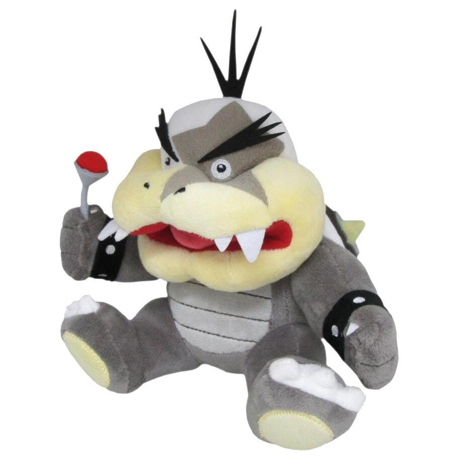 Morton Koopa Official Super Mario Plush
