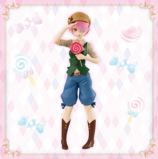 Ram Fairy Tale House of Candy SSS Figure (1)