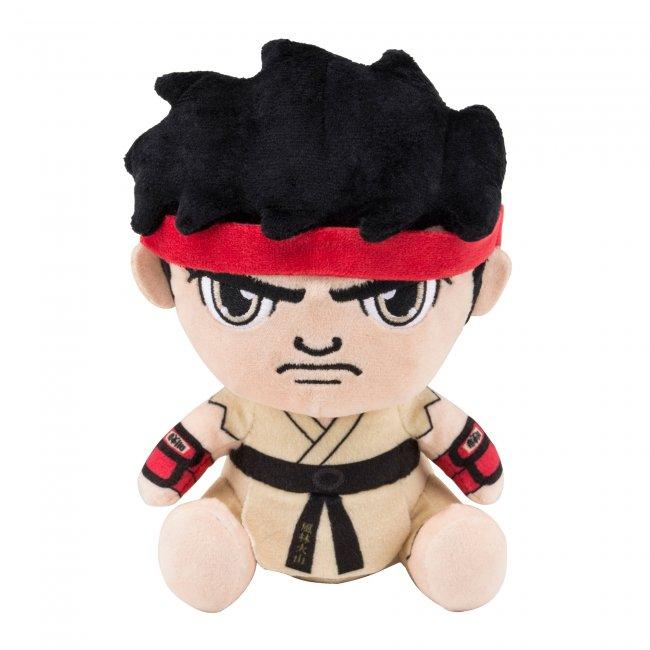 Ryu Stubbins Plush (1)